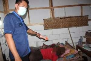 Kakek di Krebet Jambon ditemukan tewas