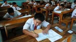 Diajak Orang Tua Hijrah ke Malang, 3 Anak SD Watubonang Gagal Ikut Ujian