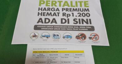 Pertalite Harga Premium (Langit Biru), Kapan Bisa Dibeli?