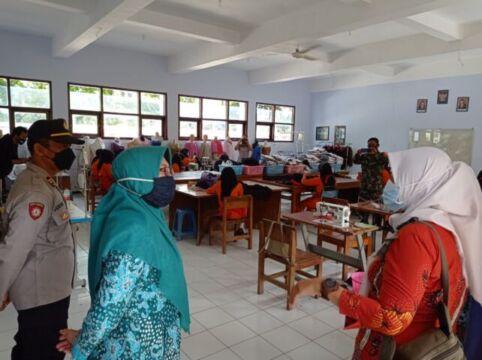Sidak Satgas Penanganan Covid 19, Temukan Sekolah Yang Nekad Gelar PTM