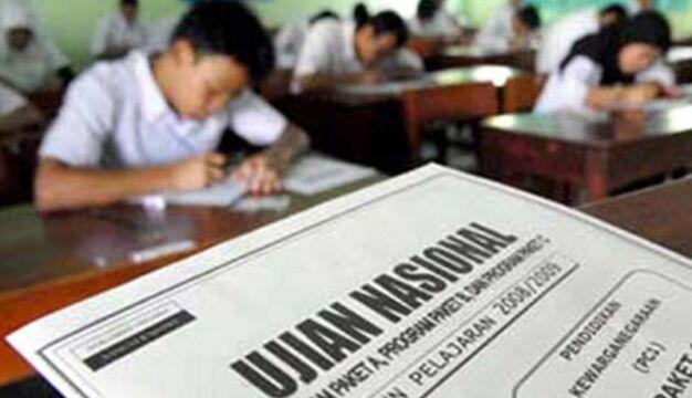Ujian Nasional Ditiadakan, Kelulusan Diserahkan ke Masing-masing Sekolah