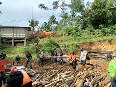 Hujan Angin Landa Sejumlah Wilayah di Ponorogo, Seminggu Sudah Ada 5 Bencana Alam
